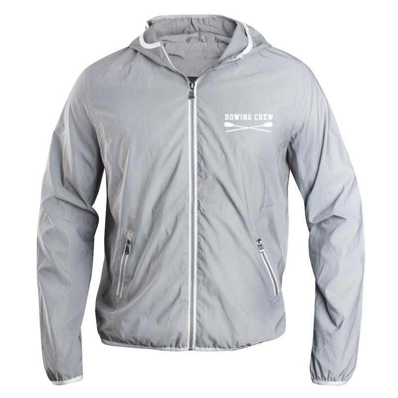Clique X Rowing Crew Reflective Jacket