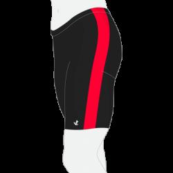 DHuGRC Ruderhose kurz schwarz