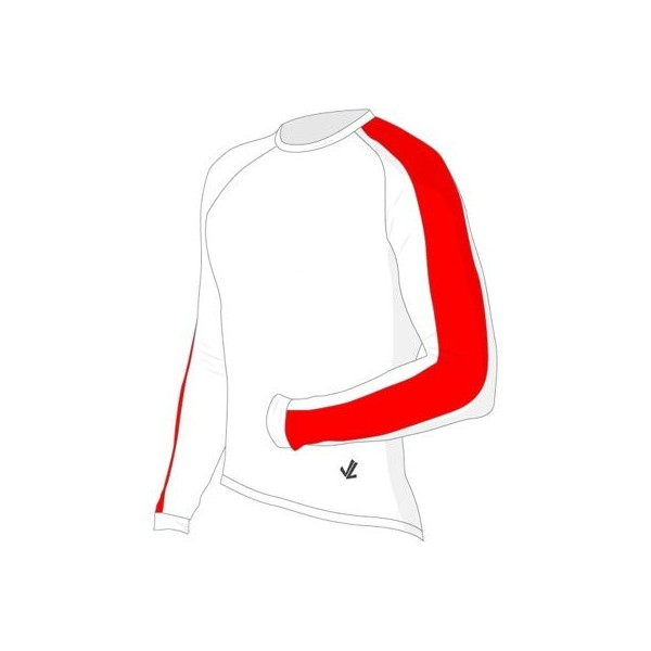 CLUB-TechShirt, langarm (ohne Adler)