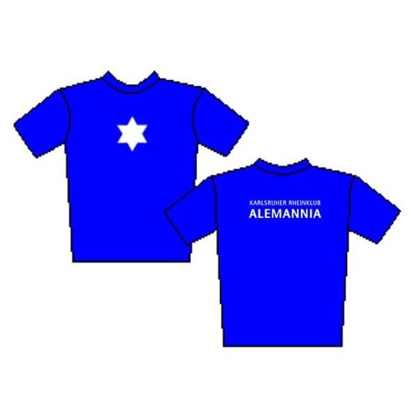 Rheinklub Alemannia Funktionsshirt Kurzarm