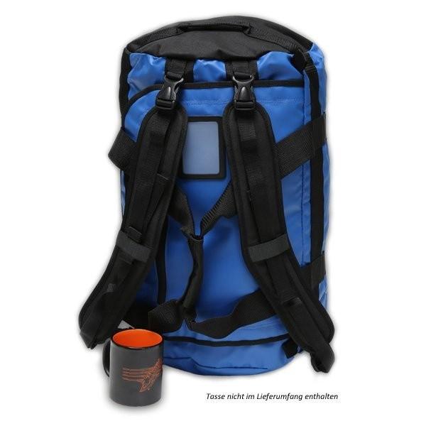 Sporttasche/Rucksack aus PVC Plane