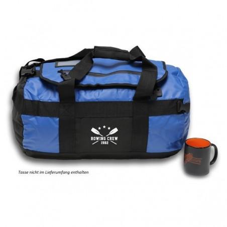 Sporttasche/Rucksack aus PVC Plane, 42 Liter