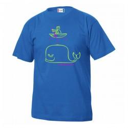 """Rowing Crew Kinder-T-Shirt """"Wal"""""""