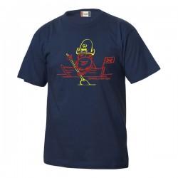 "Rowing Crew Kinder-T-Shirt ""Pirat"""