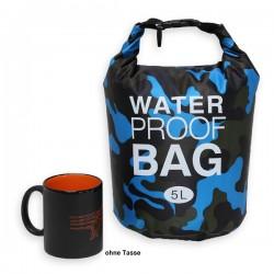 Wasserdichter Sack Camouflage 5 L