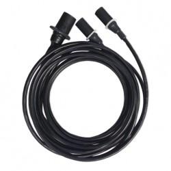 Standard Abzweig für Magnetsensor und Lautsprecher