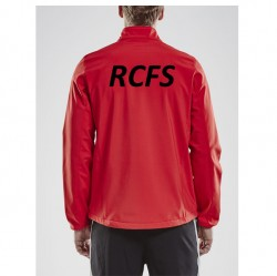 RCFS CRAFT Softshell-Jacke