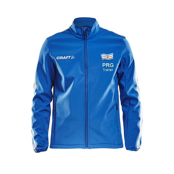 Potsdamer RG CRAFT Pro Control Softshell TRAINER Jacke
