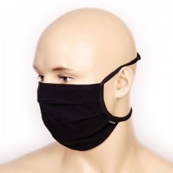 ATEX Behelfs– Mund- und Nasenmaske, schwarz