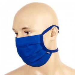 ATEX Behelfs– Mund- und Nasenmaske, blau