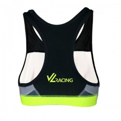 JLRACING Sport Bra Reflective