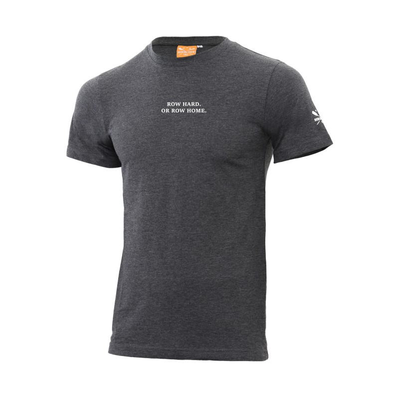 Rowing Crew Statement T-Shirt II ROW HARD OR ROW HOME