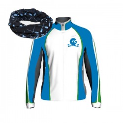 GCZ Softshelljacke 2020 im Set mit Rowing Crew Tube