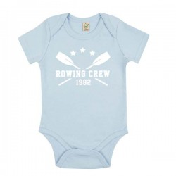 Rowing Crew Baby Body earth positive