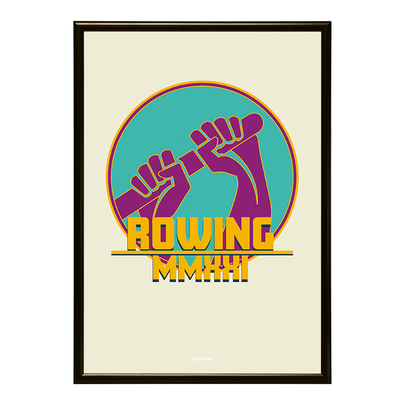 A1 ROWING POSTER 2021