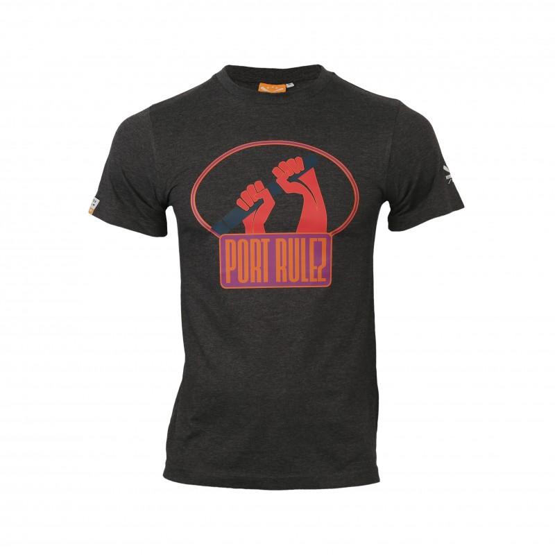 "Rowing Crew T-Shirt ""Port Rulez"""